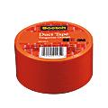 "Scotch® Colored Duct Tape, 1 7/8"" x 20 Yd., Orange"