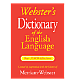 Webster's Dictionary Of The English Language