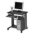 Eastwinds Empire Mobile PC Station, Anthracite/Metallic Gray