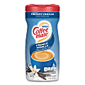 Nestlé® Coffee-mate Powdered Creamer Canister, French Vanilla, 15 Oz
