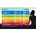 """Omron Wide Range D-Ring Cuff 9"""" to 17"""" - Advanced Accuracy Series"""