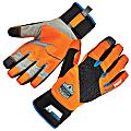 Ergodyne ProFlex 818WP Tena-Grip™ Thermal Waterproof Winter Work Gloves, Extra Large, Orange