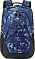 """High Sierra Swoop Backpack With 17"""" Laptop Pocket, Urban Decay"""