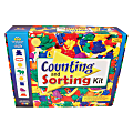 Learning Advantage Counting And Sorting Kit, Assorted Colors, Pre-K To Grade 2
