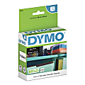 """DYMO® LabelWriter® 30374 Business/Appointment Cards, White, 2"""" x 3 1/2"""", Roll Of 300 Cards"""