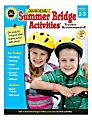 Carson-Dellosa Summer Bridge Activities Workbook, Grades 2-3