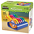 """Learning Resources® Primary Science Jumbo Magnifiers, 4 1/2"""", Grades Pre-K - 4, Pack Of 6"""