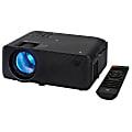GPX 1080p Mini Projector, PJ609B