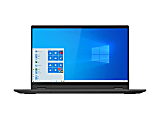 "Lenovo® Flex 5i Laptop, 15.6"" Touch Screen, Intel® Core™ i5, 12GB Memory, 256GB Solid State Drive, Wi-Fi 6, Windows® 10, 82HT004BUS"