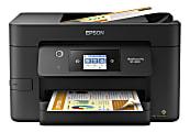 Epson® WorkForce® Pro WF-3820 Wireless Color Inkjet All-In-One Printer