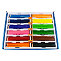 Helix Colored Pencils Classpack - Assorted Barrel - 240 / Box