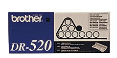 Brother® DR-520 Black Drum Unit