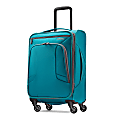 """American Tourister® 4 KIX Rolling Spinner, 20 1/4""""H x 14""""W x 8""""D, Teal"""