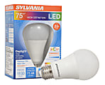 Sylvania LEDvance A19 Dimmable 1100 Lumens LED Light Bulbs, 12 Watt, 5000 Kelvin/Daylight, Case Of 6 Bulbs