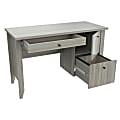 Inval Computer/Writing Desk, Smoke Oak