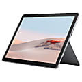 "Microsoft® Surface Go 2 Wi-Fi Tablet, 10.5"" Screen, 8GB Memory, 128GB Storage, Windows® 10 Home In S Mode, Platinum, STQ00001"