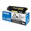 Brother® TN-430 Black Toner Cartridge