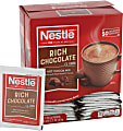 Nestlé® Rich Chocolate Hot Cocoa, 0.71 Oz, Box Of 50 Packets