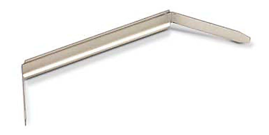 "Office Depot® Brand Paper Fastener Bases, 2 3/4"" Base, 1"" Prongs, Box Of 100"