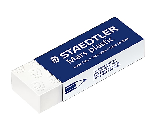 Staedtler® Mars® Plastic Erasers, Pack Of 4