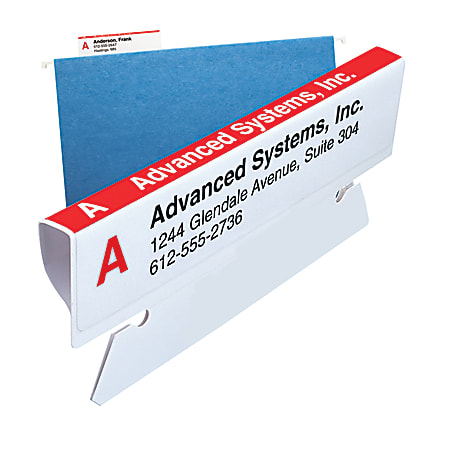 Smead® Viewables® Labeling System For File Folders, 64910, Refill Kit, Pack Of 112 Labels