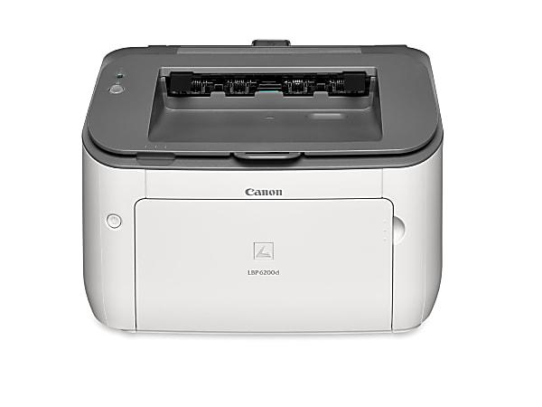 Canon imageCLASS® Monochrome Laser Printer, LBP6200D