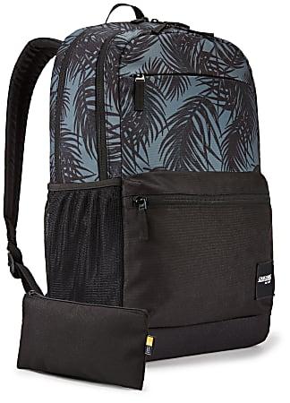 """Case Logic® Uplink Backpack With 15.6"""" Laptop Pocket, Black Palm"""