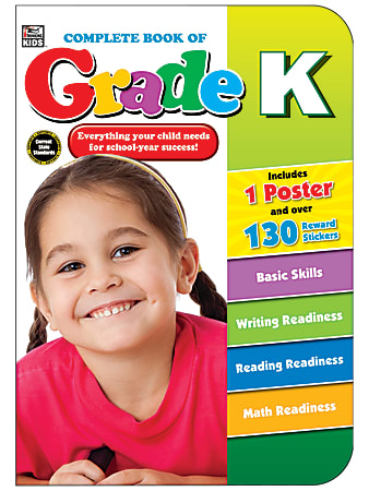Thinking Kids® Complete Book Of Grade K