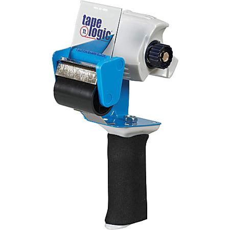 """Tape Logic® Comfort Grip Carton Sealing Tape Dispenser, 2"""", Black"""