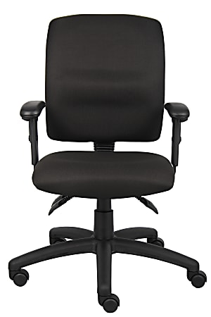Boss Multi-Function Budget Task Chair, Black
