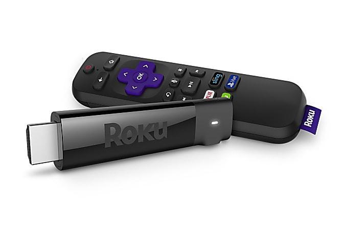 Roku® Streaming Stick® Plus, 3810R, Black