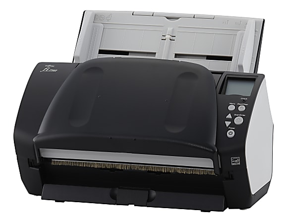 Fujitsu fi-7160 Color Duplex Professional Document Scanner - 60ppm - 600 dpi optical - USB 3.0