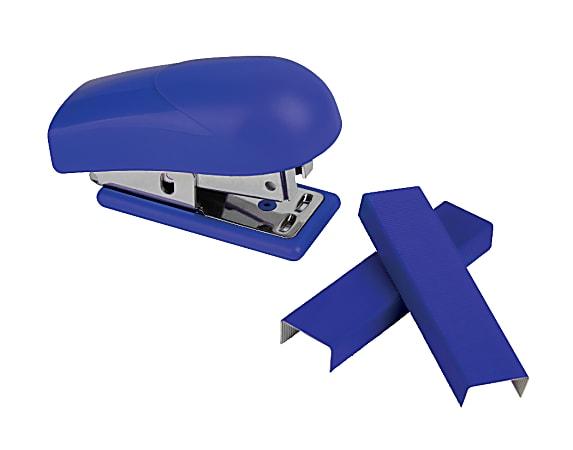 Office Depot® Brand Mini Stapler, Assorted Colors