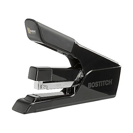 Bostitch® EZ Squeeze™ 75 Heavy-duty Stapler, 75 Sheets Capacity, Black