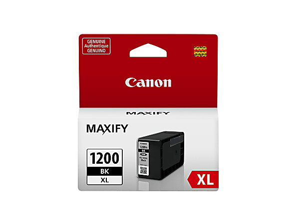 Canon PGI-1200 XL High-Yield Black Ink Tank (9183B001)