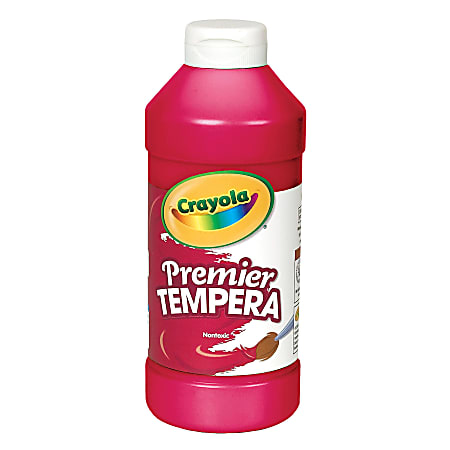 Crayola® Premier Tempera Paint, Red