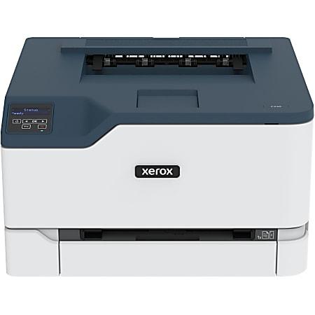 Xerox C230/DNI Desktop Wireless Laser Printer - Color - 24 ppm Mono / 24 ppm Color - 600 x 600 dpi Print - Automatic Duplex Print - 251 Sheets Input - Ethernet - Wireless LAN - Chromebook, Mopria, Wi-Fi Direct - 30000 Pages Duty Cycle