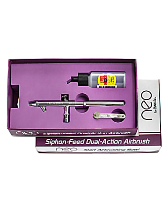 Iwata NEO BCN Siphon-Feed Beginners Airbrush