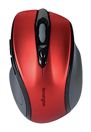 Kensington Pro Fit™ Wireless Mouse, Ruby Red