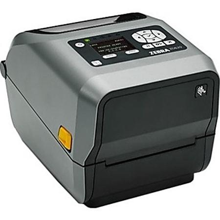 Zebra® ZD620 Monochrome (Black And White) Thermal Transfer Printer
