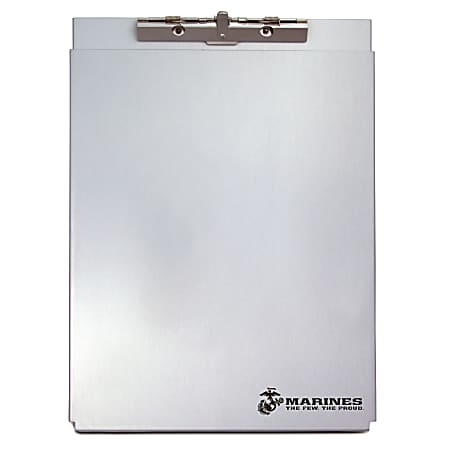 """Office Depot® Brand 90% Recycled Aluminum Top-Opening Forms Holder, For Forms Up To 8 1/2"""" x 12"""""""