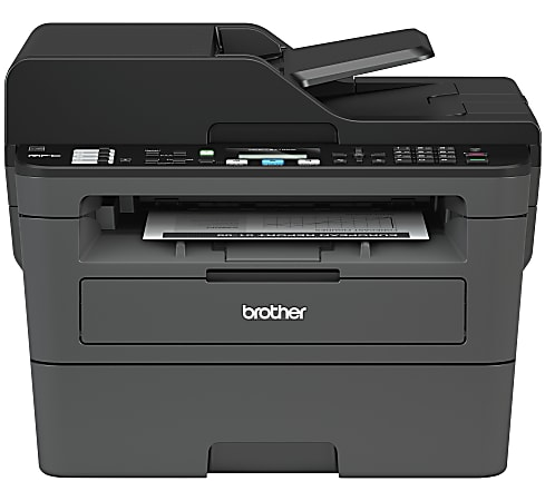 Brother® MFC-L2710DW Wireless Laser All-In-One Monochrome Printer
