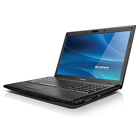 "Lenovo® G560 (0679-99U) Laptop Computer With 15.6"" LED-Backlit Screen & Intel® Pentium® Dual-Core P6100 Processor"