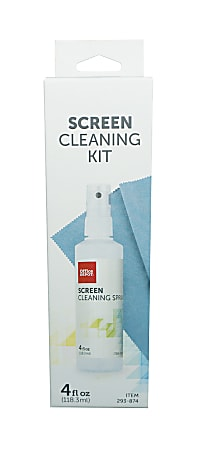 Office Depot® Brand Screen Cleaning Kit