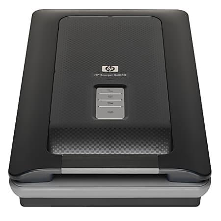 HP Scanjet G4050 Flatbed Photo Scanner