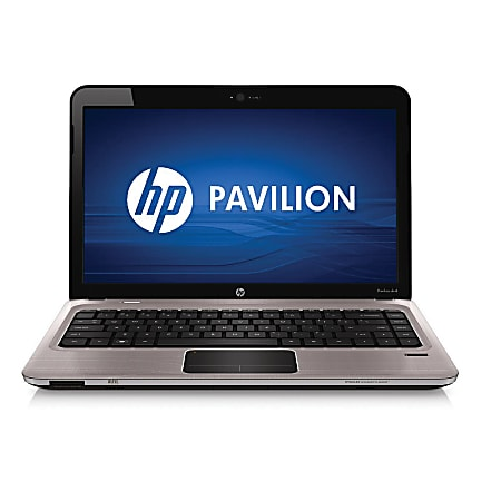 """HP Pavilion dm4-1160us Laptop Computer With 14"""" LED-Backlit Screen & Intel® Core™ i5-450M Processor With Turbo Boost Technology"""