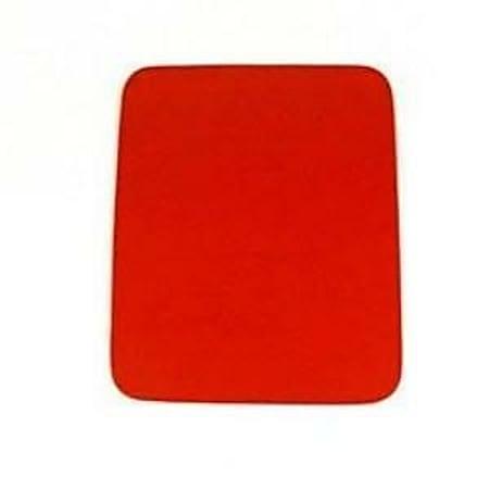 "Belkin Standard Mouse Pad - 7.87"" x 9.84"" x 0.12"" - Red"