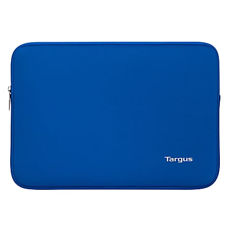 "Targus® Bonafide Laptop Sleeve For 14"" Laptops, Blue"
