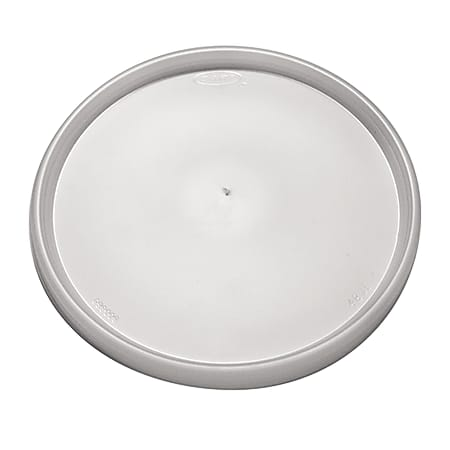 Dart® Plastic Lids For 24 - 32 Oz Cups, Translucent, Pack Of 500