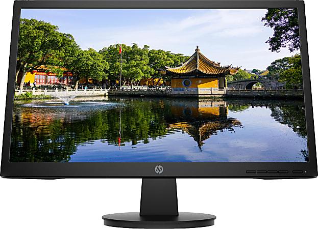 "HP V22v 21.45"" Full HD LED Monitor, 450M3AA#ABA"